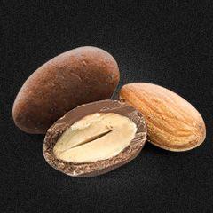 Amêndoas de chocolate 150g